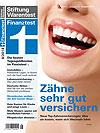 Zahnversicherung Finanztest